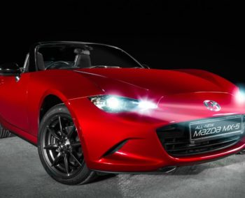 Battle Of The Convertible Sports Cars: Mazda MX-5 VS Fiat 124 Spider