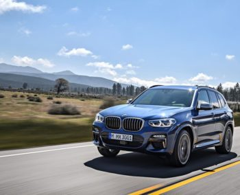 The All New BMW Performance X3