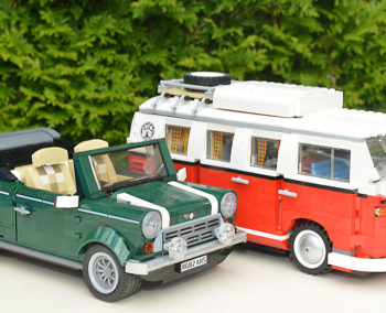 Top Five Rated Lego Cars