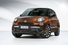 Fiat 500L MPW 1.3 Multijet 85 Pop Star