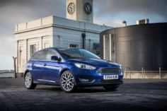 Ford Focus 1.6 125 Zetec Powershift