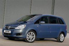 Vauxhall Zafira 1.8i Design Nav