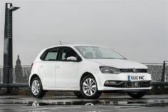 Volkswagen Polo 1.4 TDI SE