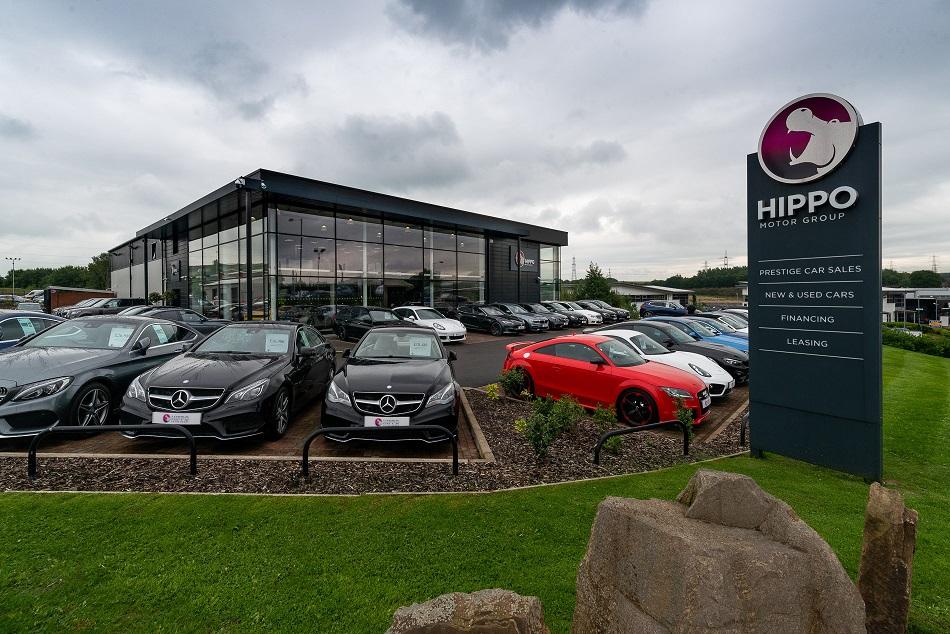 Hippo Motor Group HQ