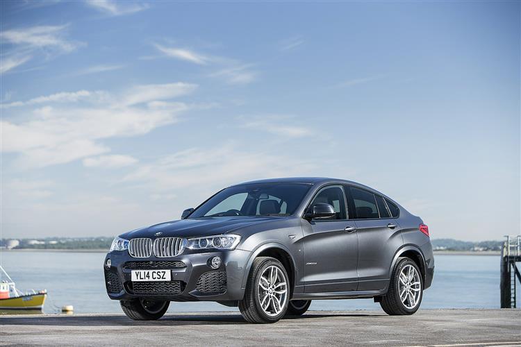 BMW X4 xDrive20d M Sport Step Auto