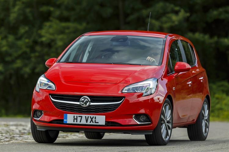 Vauxhall Corsa 1.4 ecoFLEX Energy