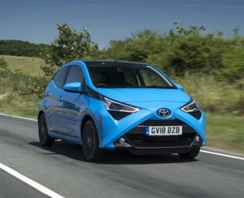 The Aygo allsorts: Inside the Toyota toybox